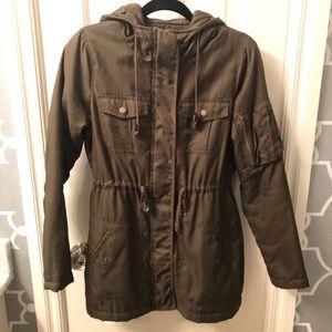 EUC Forever 21 Army Utility Jacket
